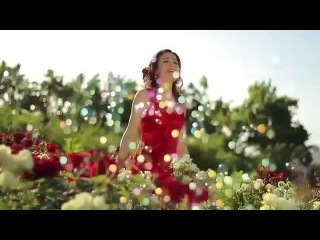 Tajik song Farangis-��������-Million Roses(remix �.��������) 2014 HD